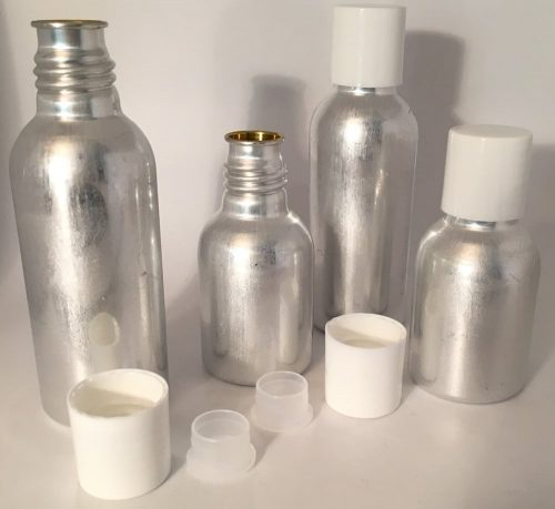 30g and 50g Tournaire Bottles Deconstructed