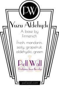 Yuzu Aldehyde Product Image