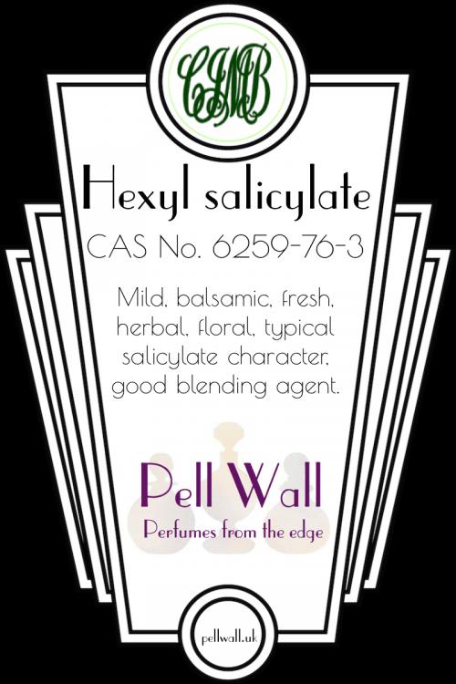 Hexyl salicylate Product Image