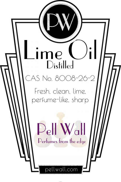 Lime Oil Product Image