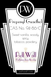 Propenyl Guaethol Product Image