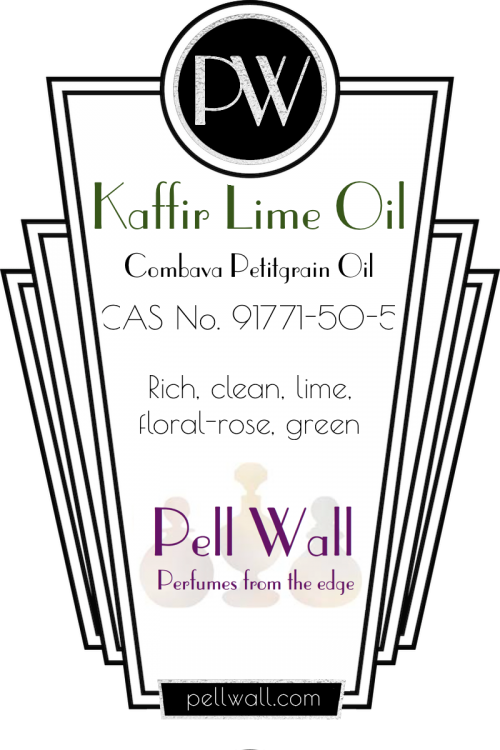 Kaffir Lime Oil Product Image