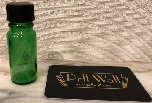 10ml green glass bottle