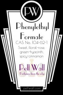 Phenylethyl Formate