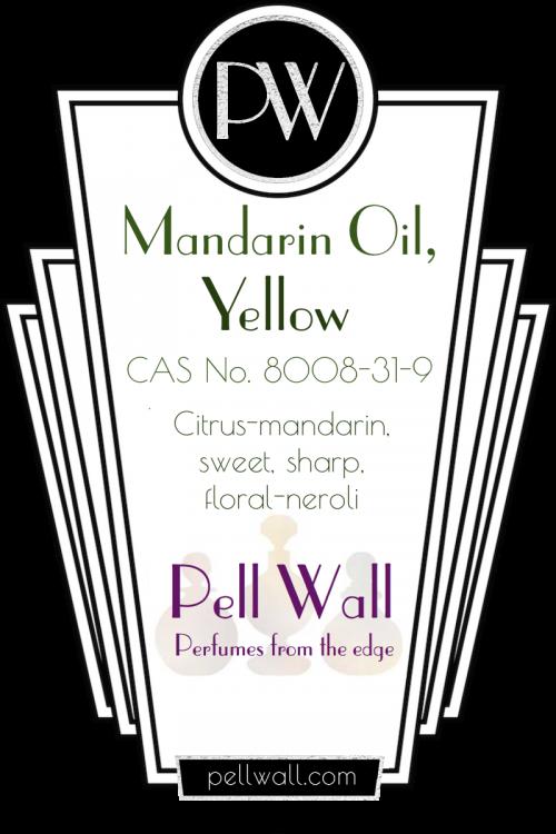 Mandarin - Yellow Product Image