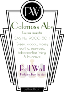 Oakmoss Absolute Product Image