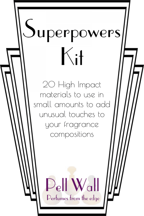 Superpowers Kit: 20 High Impact materials