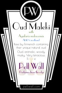Oud Maleki 10% Product Image