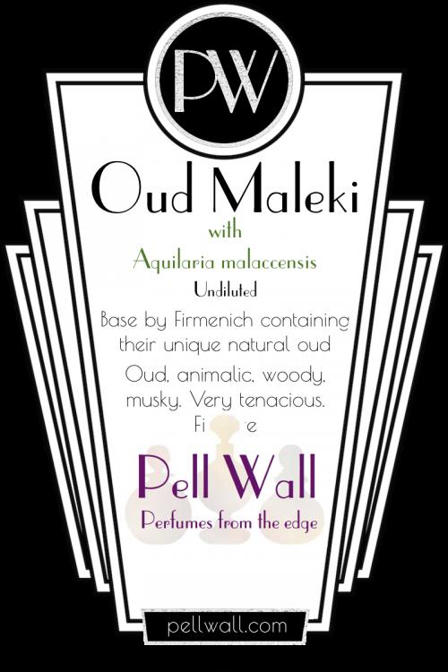 Oud Maleki Product Image