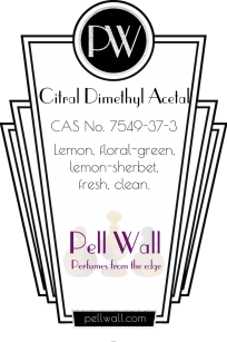 Citral dimethyl acetal Product Image