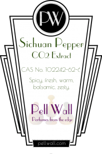 Sichuan Pepper CO2 Product Image