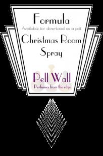 Christmas Room Spray Formula Product Image