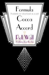 Cocoa Accord Formula Product Image