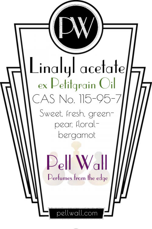Linalyl Acetate, natural Product Image