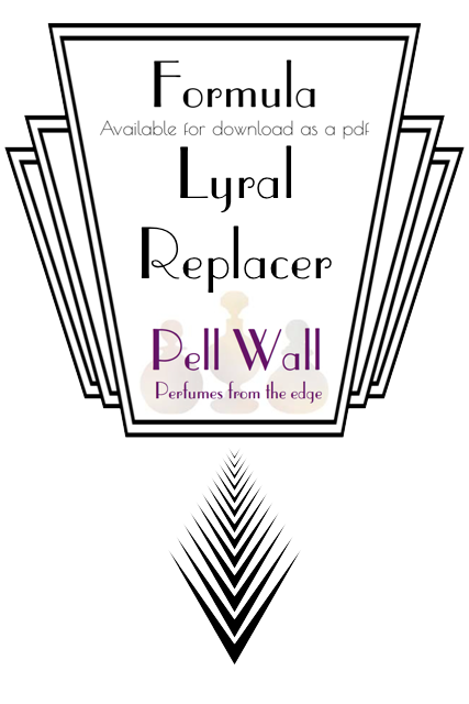 Lyral Replacer Formula Product Image