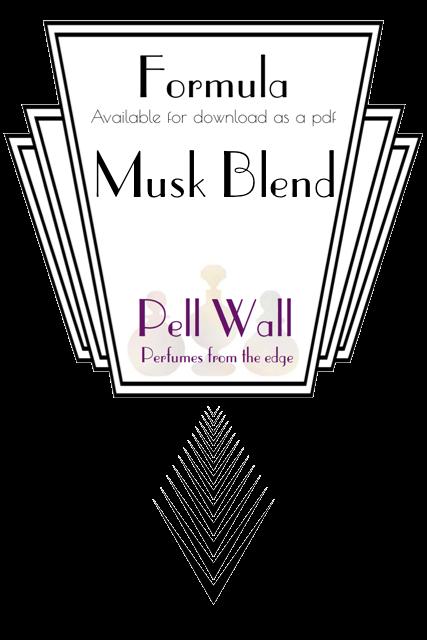 Musk Blend Formula Product Image