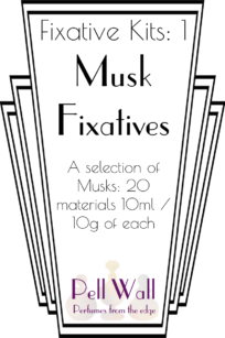 Musk Fixatives Kit Image
