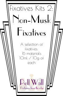 Non-Musk Fixatives Kit Image