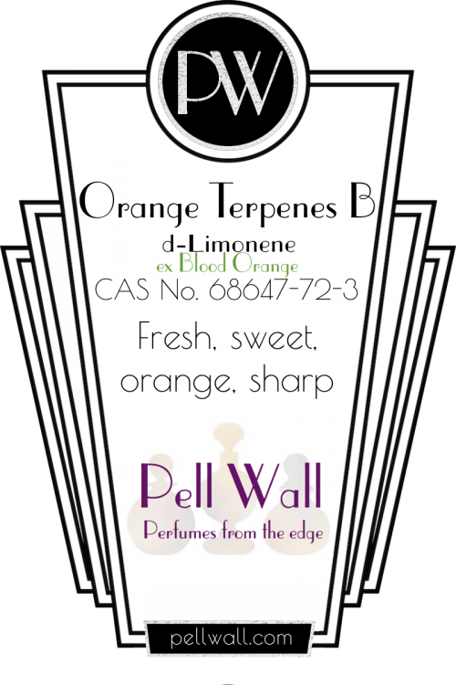 Orange Terpenes B Product Image