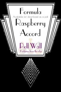 Raspberry Accord Formula Product Image