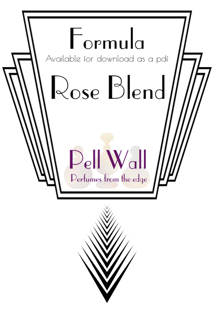 Rose Blend Formula Product Image