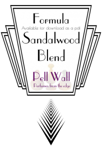 Sandalwood Blend Formula Product Image