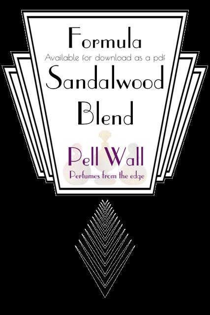 Sandalwood Blend Formula Product Image