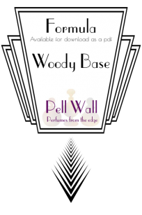 Woody Base Formula Product Image