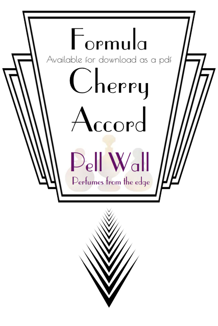 Cherry Accord Formula Product Image
