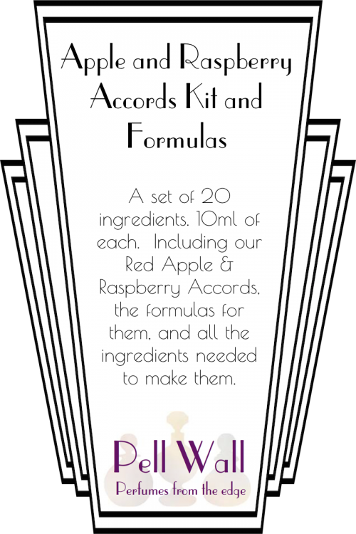 Apple and Raspberry Accords Kit Image