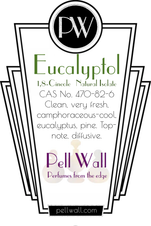 Eucalyptol Natural Isolate Product Image