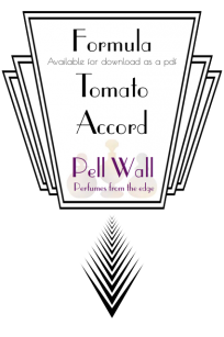 Tomato Accord Formula Product Image