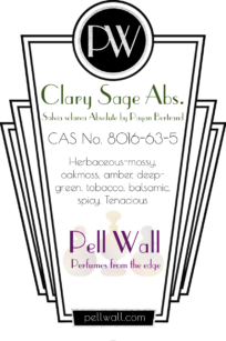 Clary Sage Abs Undiluted Product Image