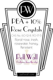 PEA + 10% Rose Crystals Product Image