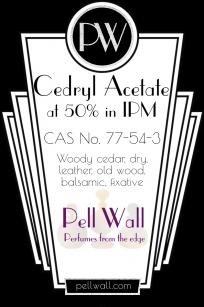 Cedryl Acetate 50% IPM