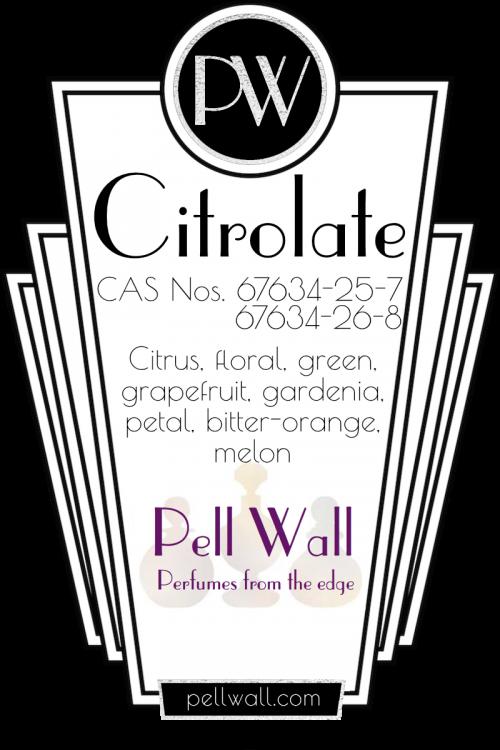Citrolate