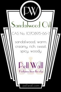 Sandalwood Oil Product Image