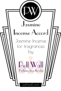 Jasmine Incense Accord Product Image