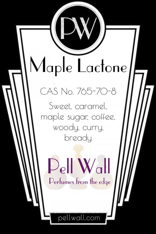 Maple Lactone Product Image