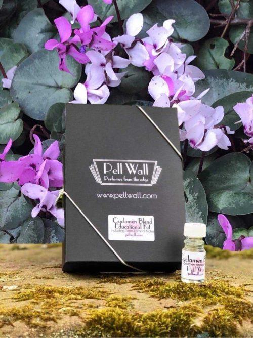 Cyclamen Blend Eudcational Kit Image 4