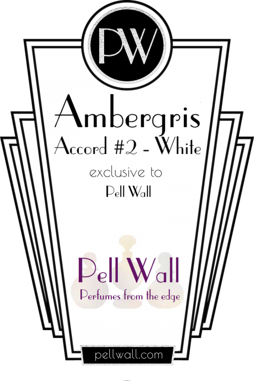 Ambergris Accord Number 2 Product Image
