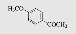 Acetanisole Structure