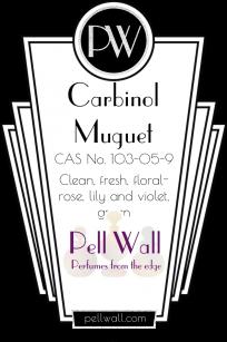 Carbinol Muguet Product Image