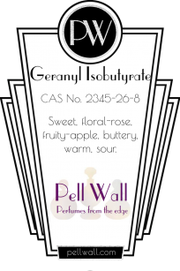 Geranyl Isobutyrate Product Image
